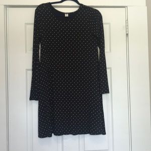 Old Navy polka dot dress